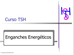 Enganches energéticos
