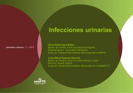 Infecciones urinarias. sesión semFYC