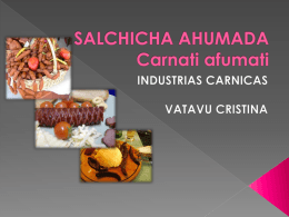 SALCHICHA AHUMADA - DSpace at Universia: Home