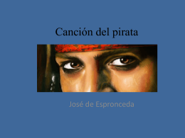 Canción del pirata - Arleta High School