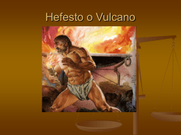 Hefesto o Vulcano