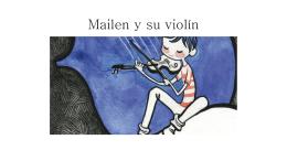 Mailen y su violín