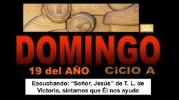 evangeli - homilias homiletica Jesus cristiano
