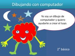 Dibujando con Computador - Nueva base curricular