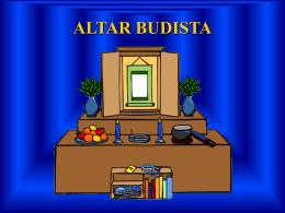 ALTAR BUDISTA - eListas.Net, Servicios de Listas