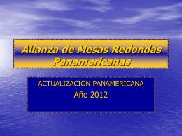 Mesas Redondas Panamericanas