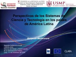 Diapositiva 1 - Asociación Civil Presidente Ramón