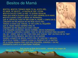 Besitos de Mamá