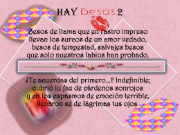 HAY BESOS 2