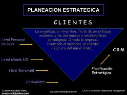 La Planeac Estrategica de Mketing