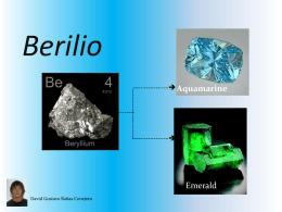Berilio