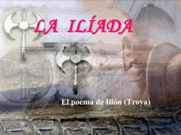 illias - AULA 31 | Bitácora de LITERATURA y LENGUA