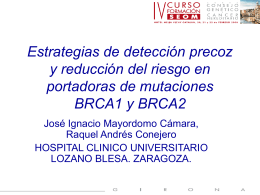 Diapositiva 1 - SEOM: Sociedad Española de