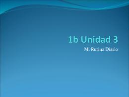 1b Unidad 3
