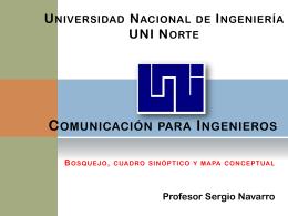 MAPA CONCEPTUAL - Máster Sergio J. Navarro Hudiel