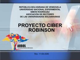 CIBER ROBINSON