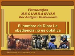 Relatos e Historia - IGLESIA ADVENTISTA DISTRITO