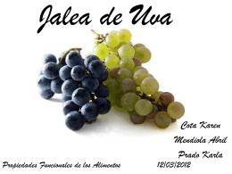 Jalea de Uva