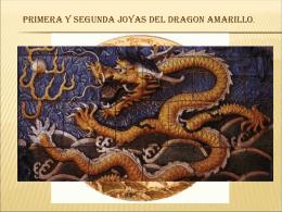 Segunda Joya del Dragon Amarillo