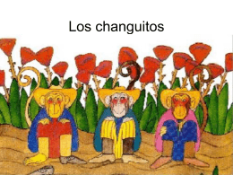 Los changuitos