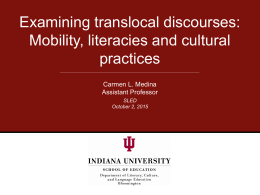 Presentation Title - Indiana University School of