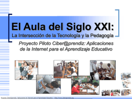 The 21st Century Aula: Where Technology and