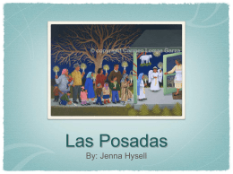 Las Posadas - Eastern Local School District