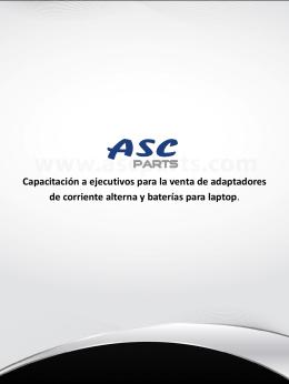 Diapositiva 1 - ASC Parts