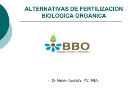 Comparativo de precios de fertilizantes Mayo