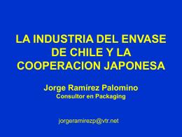 La Industria del Envase de Chile y la Cooperación