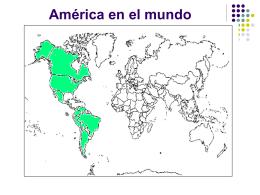 Unidad 2: América Latina Contemporánea