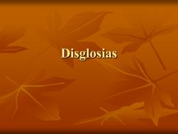 Trastornos del lenguaje: Introducción