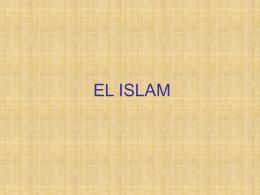 Presentación sobre el Islam y su expansión