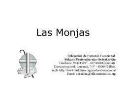 Las Monjas