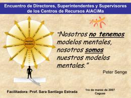 Encuentro de Directores, Superintendentes y