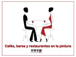 Cafés, Bares y Restaurantes-Pinturas