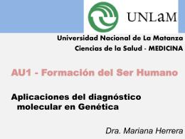 Diapositiva 1 - Blog de Medicina UNLaM | Blog de