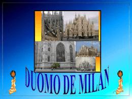 118-DUOMO DE MILAN