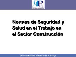 Diapositiva 1 - Ministerio del Trabajo y Promoción