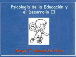 Diapositiva 1 - Universidad Autónoma de Madrid
