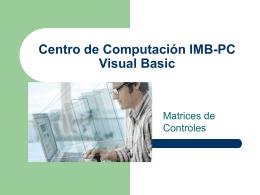 Centro de Computación IMB