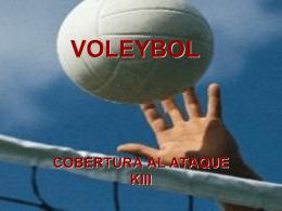 Voleibol - PHP Webquest