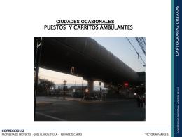 Diapositiva 1 - CARTOGRAFIAS URBANAS