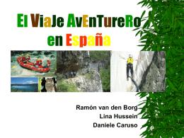 El ViaJe AvEnTureRo