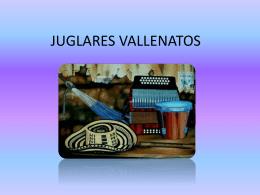 JUGLARES VALLENATOS - eddy