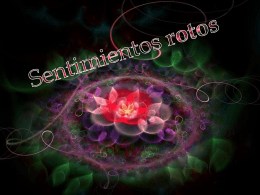 sentimientos rotos - Carmemarirosi`s Blog | Just