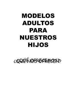 EDUCACIÓN SOBREPROTECTORA - Familias-Lar