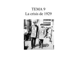 TEMA 3 La Revolución Industrial y el movimiento