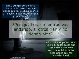 Vales Mucho www.AvanzaPorMas.com