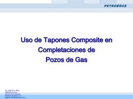 USO DE TAPONES COMPOSITE EN COMPLETACIONES DE